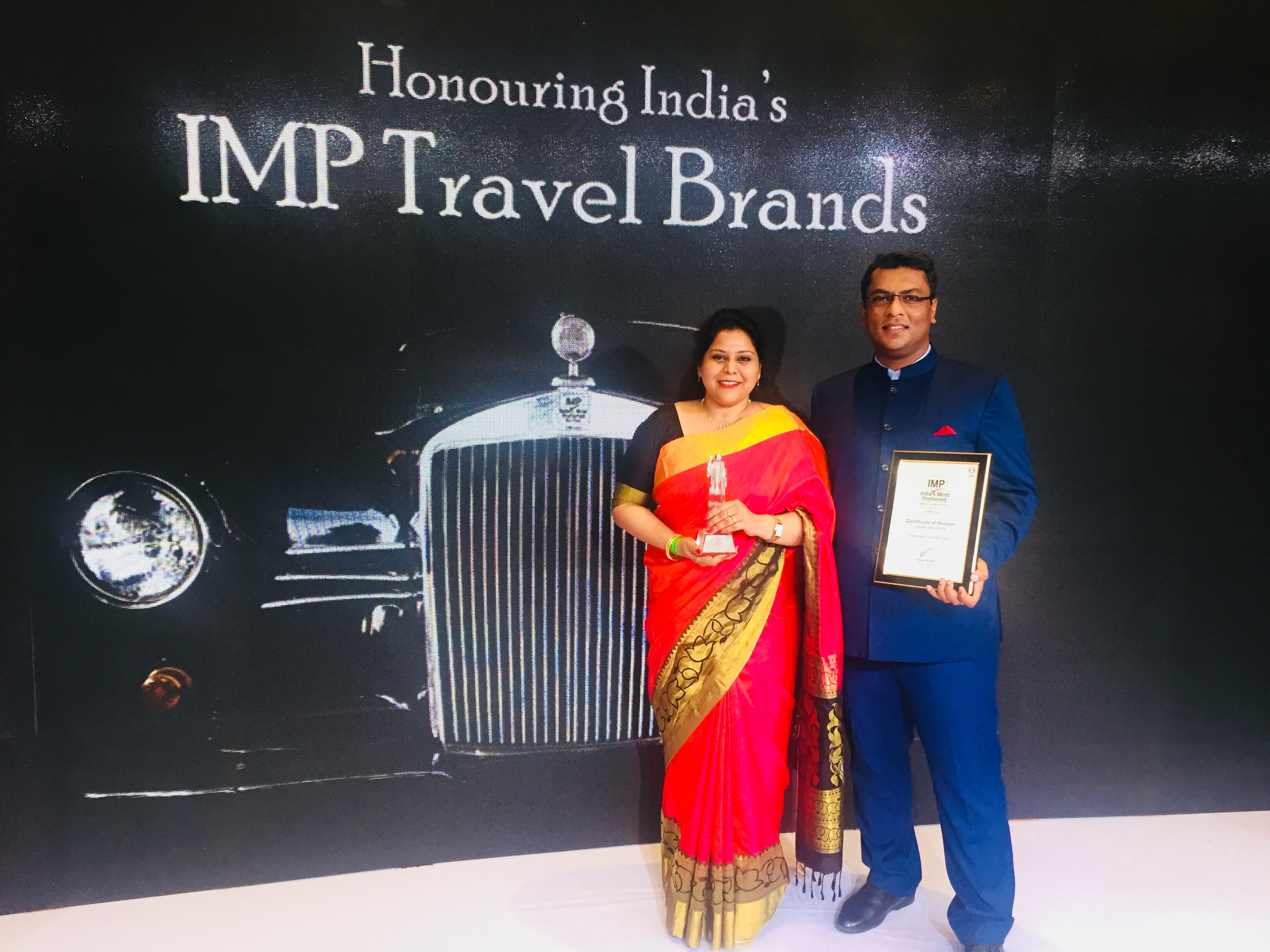 Fellowship: India's most preferred travel & tourism brand