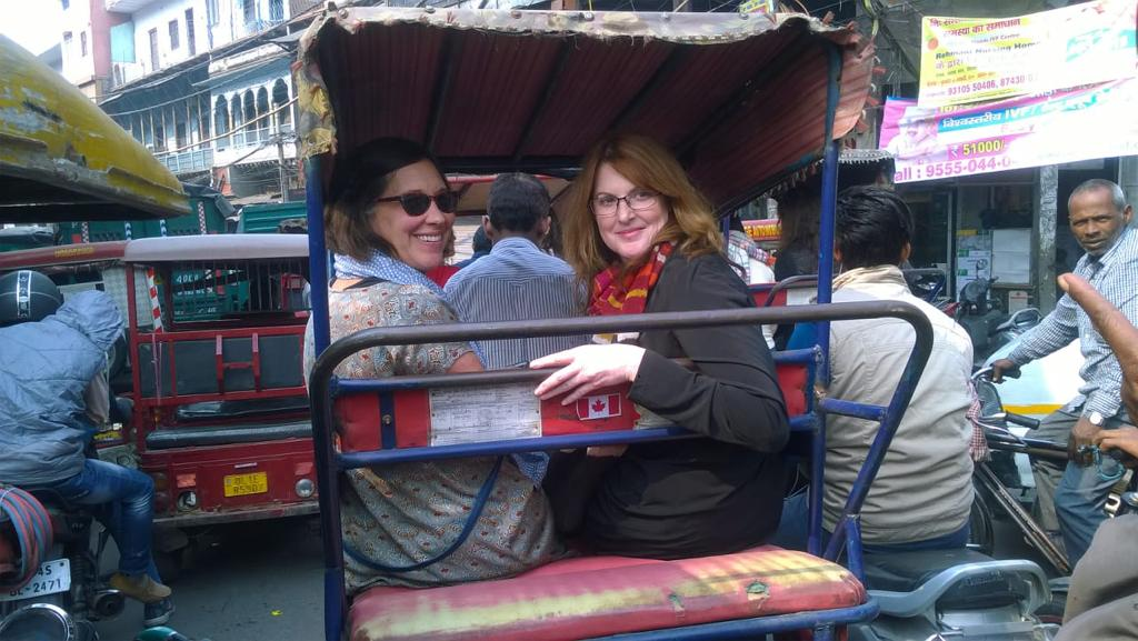 Rickshaw Ride: The best adventure